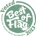 Voted Best Flagstaff Kennel for 2013
